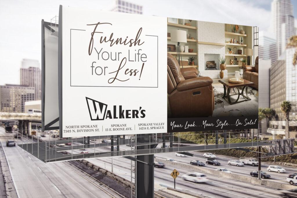 Print Design - Billboard Design