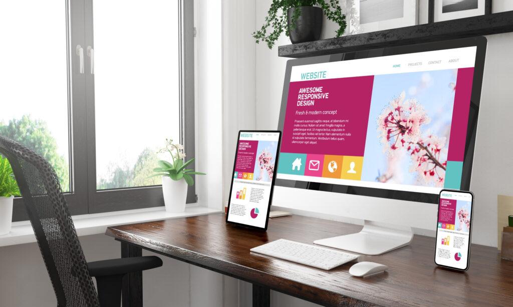 Web Design & Development - UX Design