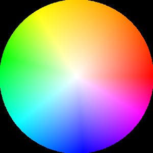 Print Design - Color Spectrum