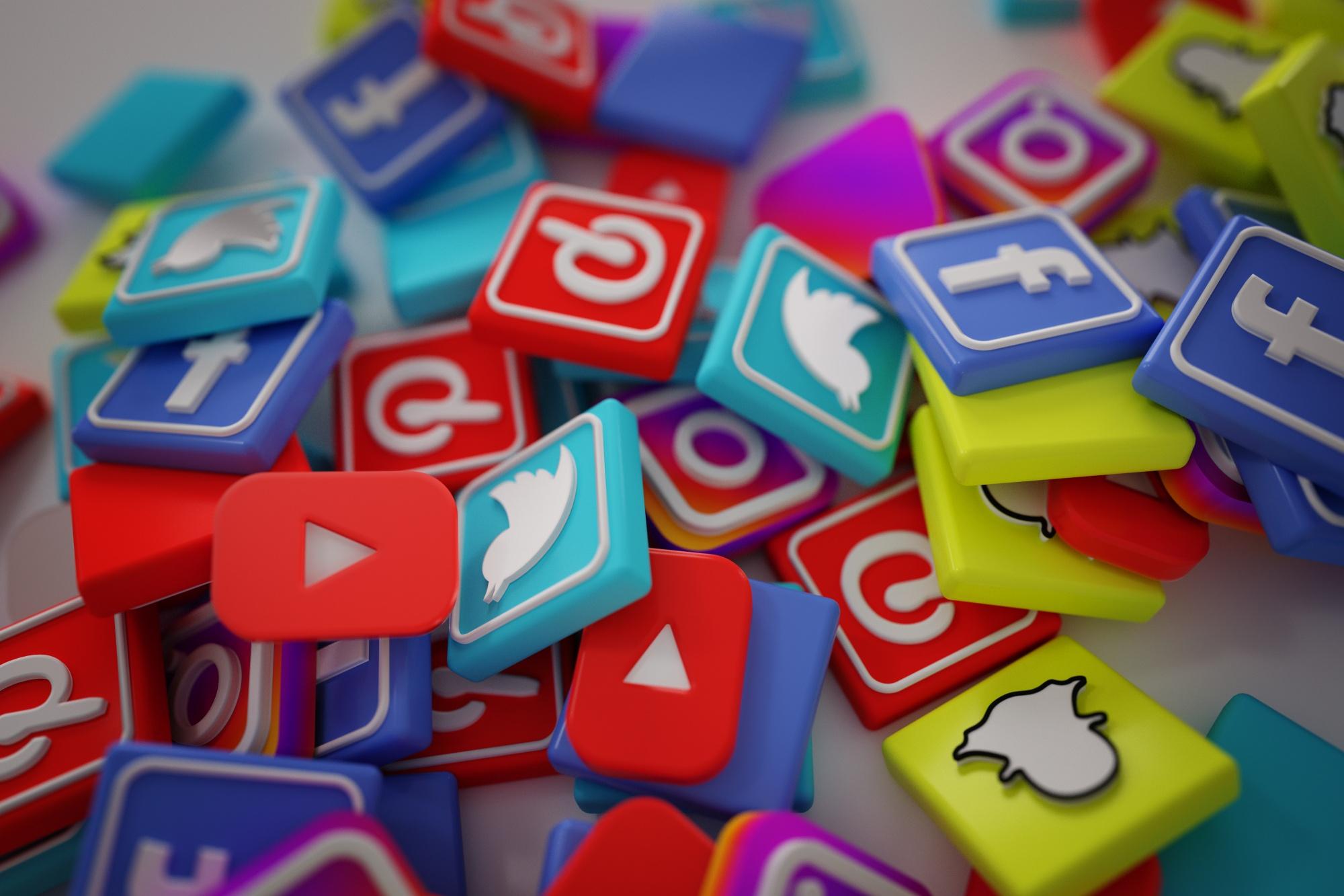 Social Media - Social Icons