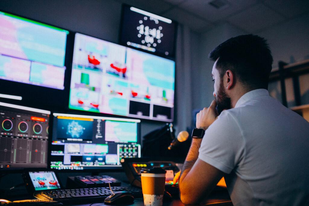 Media Buying - Production Studio